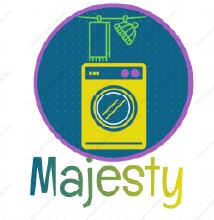 Logo Majesty Laundry